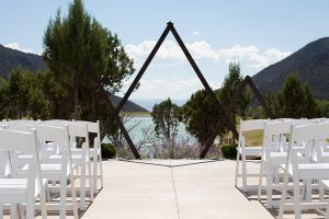 Vista View Events Wedding by April Marie Events